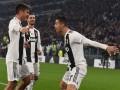 Роналду повторил собственный рекорд в победном матче Ювентуса