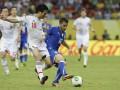 Кубок Конфедераций: Италия вырывает победу у Японии