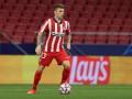 Защитник Атлетико дисквалифицирован из-за ставок на спорт