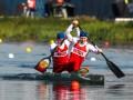 Российские каноисты чуть не утонули на Европейских играх