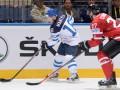 Хоккей: Канада в пятый раз подряд вылетает в четвертьфинале чемпионата мира