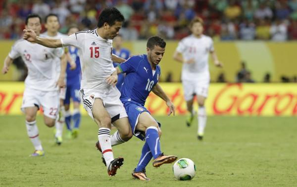 Джовинко принес победу Италии
