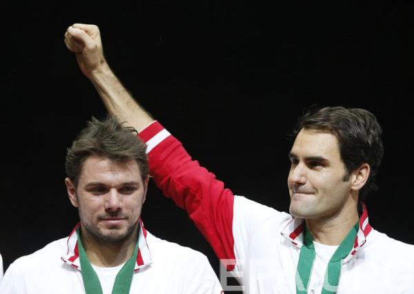 Федерер эффектно вышел в ½ финала, доказав, что он как ипрежде великий