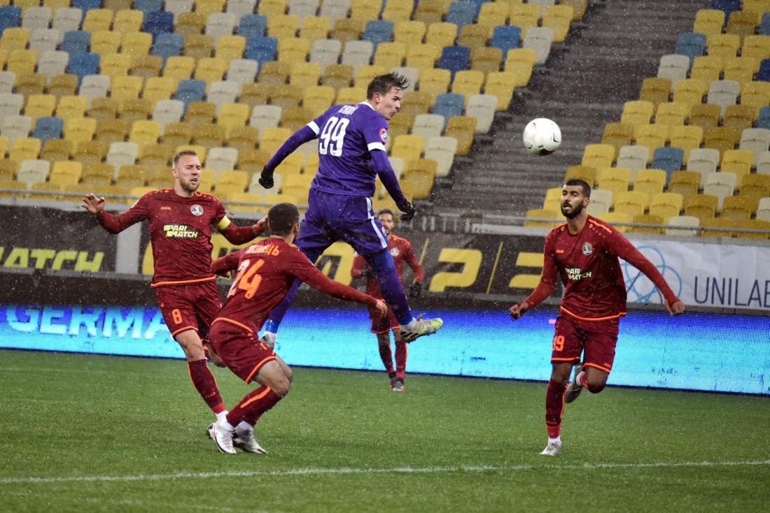 Львов - Мариуполь: обзор матча