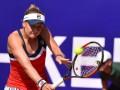 Козлова прошла во второй раунд турнира WTA в Будапеште