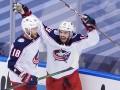 НХЛ: Коламбус выбил Торонто, Вашингтон обыграл Бостон