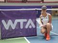 Украинка Свитолина второй год подряд побеждает на турнире в Баку