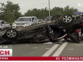 Богуш попал в серьезную аварию