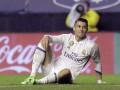 Роналду пропустил тренировку Реала