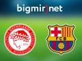 Олимпиакос – Барселона 0:0 трансляция матча Лиги чемпионов