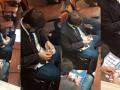 Бразильских депутатов во время сессии поймали на обмене футбольными карточками