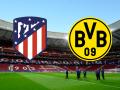 Атлетико – Боруссия Д 0:0 онлайн трансляция матча Лиги чемпионов