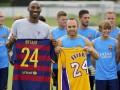 Директор Барселоны: Коби Брайант предложил завершить карьеру в нашем клубе