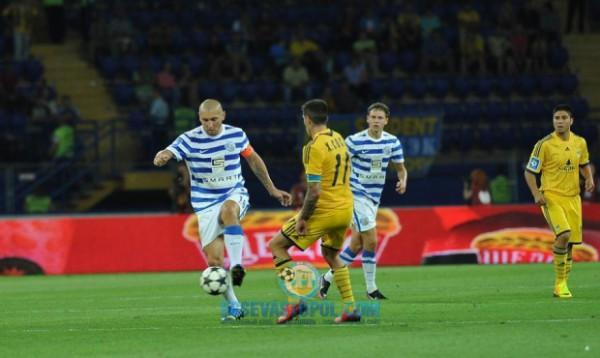 Севастополь и Металлист могут сыграть в Киеве