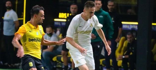 Колос с победы дебютировал в Лиге Европы