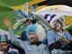 Фаны Уругвая начинают веселиться