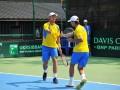 Кубок Дэвиса: Украина проиграла Австрии парный матч