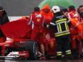 Пилот российской команды  Формулы-1 стал лучшим на второй практике