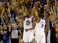 Филадельфия и Голден Стэйт вышли во второй раунд плей-офф НБА