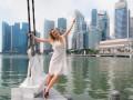 Театр, набережная и зоопарк: Свитолина побывала на экскурсии в Сингапуре