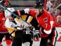 НХЛ: Питтсбург сравнял счет в серии c Оттавой