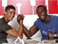 Усейн Болт: Без сомнения, Роналдо лучше Месси