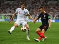 Хорватия - Англия 0:0 как это было