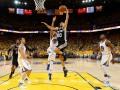НБА: Голден Стэйт обыграл Сан-Антонио, совершив невероятный камбэк