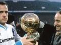 Беланов: Хорошо, что мне пришлось отдать свой Золотой мяч Марадоне
