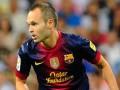 Иньеста требует от Барселоны 17 миллионов евро в год