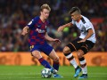 Валенсия - Барселона: прогноз и ставки букмекеров на матч Ла Лиги