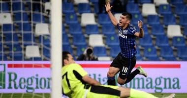 Малиновский сравнял счет в финале Кубка Италии против Ювентуса