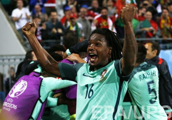 Сборная Португалии в очередной раз прошла в 1/4 финала