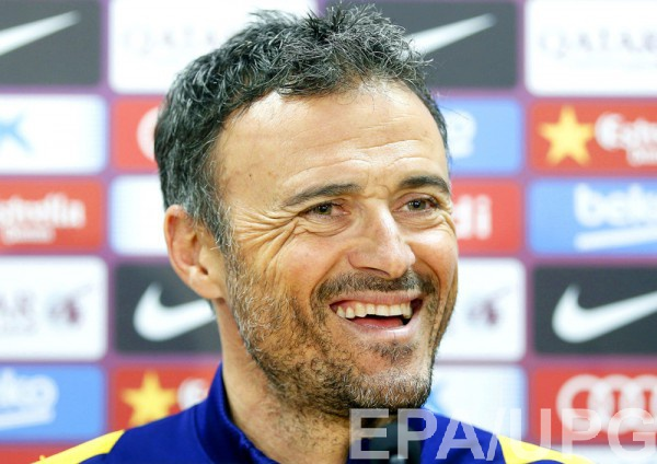 Луиса Энрике не смущают не забитые пенальти игроками Барселоны