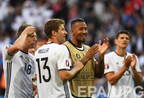 Германия победит Италию
