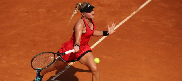 Ястремская вылетела с турнира в Риме