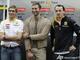 Легендарный австралийский пловец Иан Торп вместе с пилотами Renault