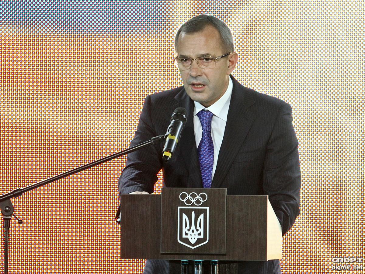 Клюев пообещал украинским спортсменам  квартиры за медали на Олимпиаде в Сочи