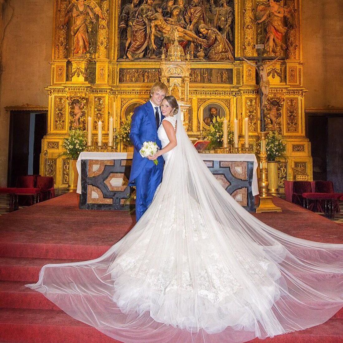 Ракитич и свадьба