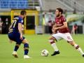 Милан добыл победу над Ромой