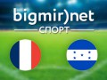 Франция – Гондурас – 3:0 текстовая трансляция матча чемпионата мира 2014