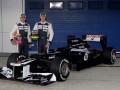 Williams представила новый болид на сезон-2012
