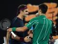 Федерер - Джокович: видео обзор полуфинального матча Australian Open