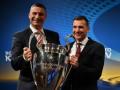 Виталий Кличко: Киев – столица европейского футбола