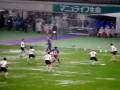 Это водо-футбол! Суровые будни японского футбола