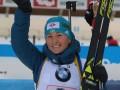 Биатлон: Вита Семеренко завоевала бронзу в спринте в Анси