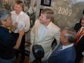 Фотогалерея: Ахметов прослезился. В Донецке открылся музей ФК Шахтер