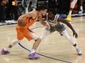 НБА: Финикс с трудом обыграл Клипперс и увеличил преимущество в серии