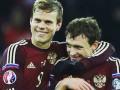 Футболистов сборной России могут оштрафовать за пьянку под гимн РФ