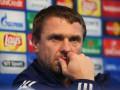 УАФ назвала фейком информацию о назначении Реброва тренером сборной в июле 2021
